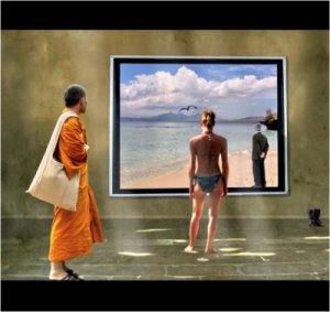 Buddhist focus