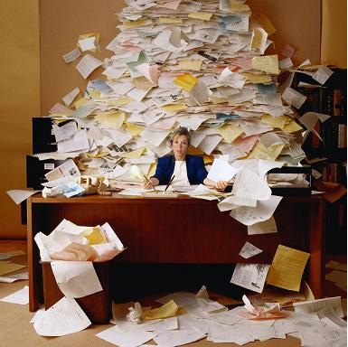 overwhelmed, overworked causes stress and eventually burnout