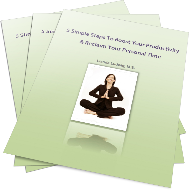 5 Simple Step to Boost Your Productivity & Reclaim Your Personal Time