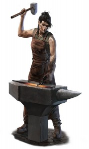 female_blacksmith_by_thomaswievegg-d6d9jxk