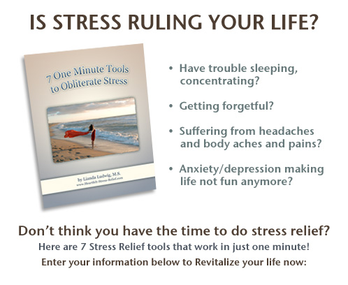Is Stress Ruling Your Life?