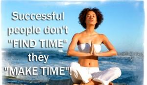 successful people meditate