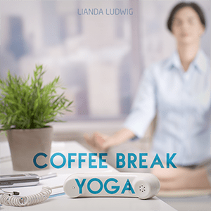 Stress relief during your coffee break- linked to an audio